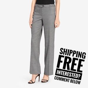 Calvin Klein Houndstooth Suit Pants